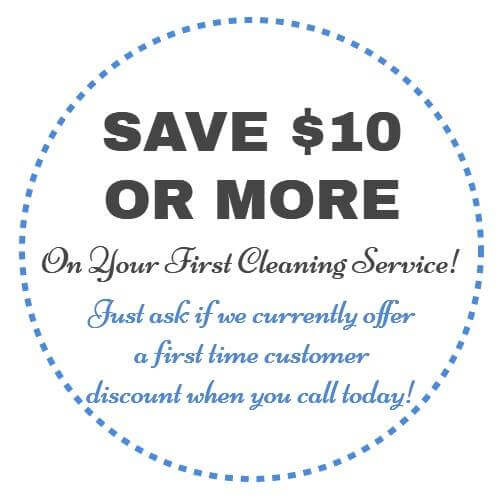 Springfield OH green cleaning service