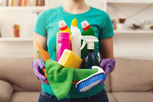 house cleaning services in Springfield OH